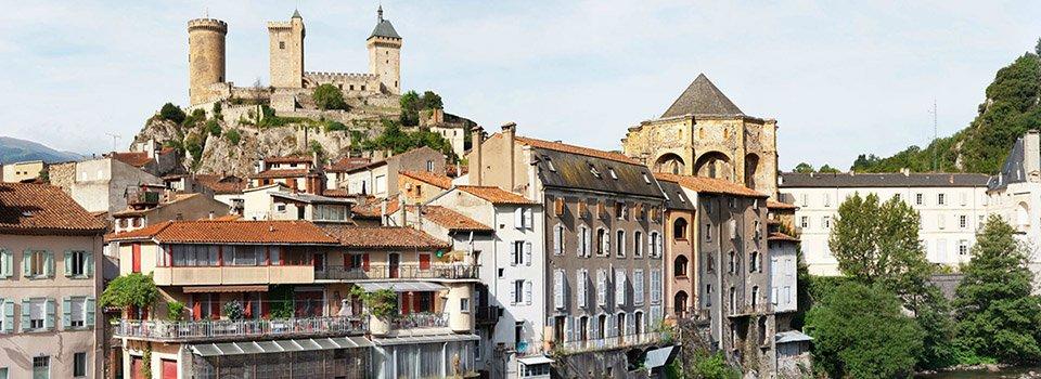 Panorama Haute Définition de Foix