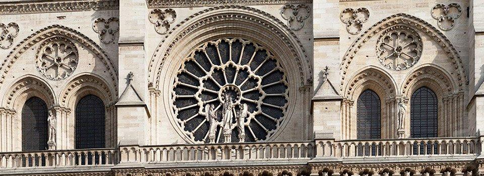 Panorama Haute Définition de Notre Dame de Paris
