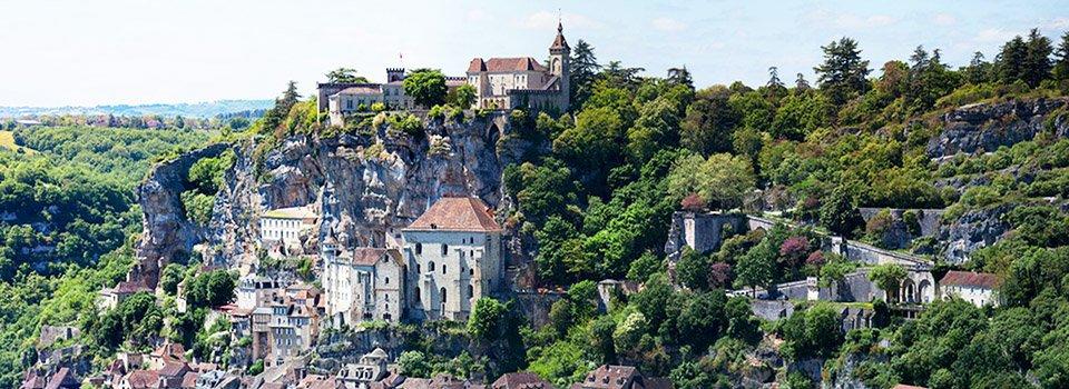 Panorama Haute Définition de Rocamadour