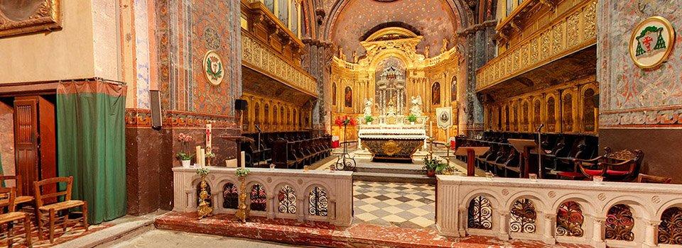 Visite virtuelle 360° de la Cathédrale Notre Dame et Saint Véran à Cavaillon