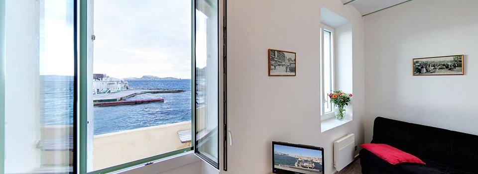 Visite virtuelle 360° du Cabanon de Malmousque à Marseille