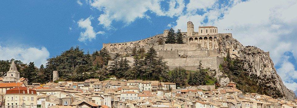 Visite HD et 360° de Sisteron