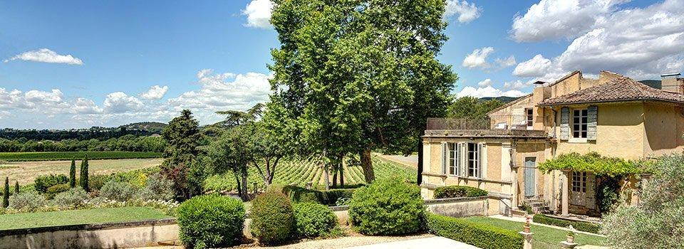 Visite virtuelle 360° du Château à Lourmarin